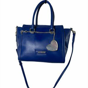 Like New ASOS Love Moschino Structured Tote Bag